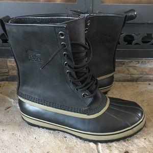 SOREL 1964 Premium T Winter Boots Black